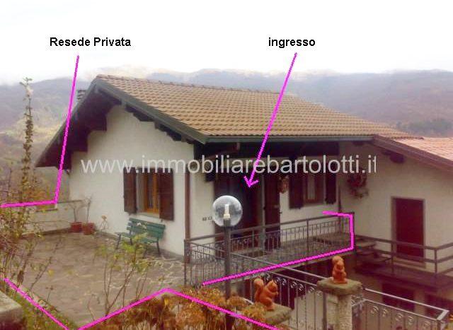 Pianosinatico Vendita Porzione di Casa con Ampia Terrazza