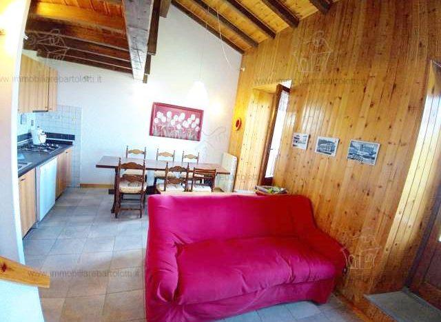Centro Abetone Mansarda 2 Camere e Soppalco