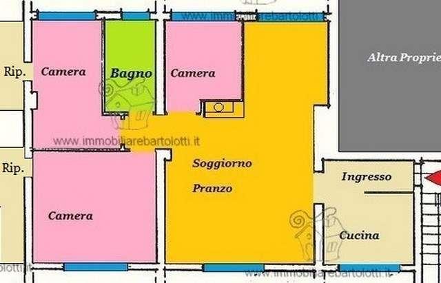 Abetone Faidello Mansarda 3 Camere