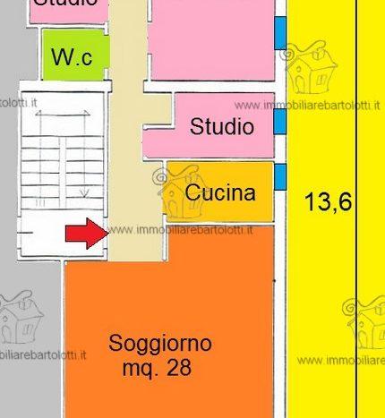Abetone Centro Mansarda 3 Camere