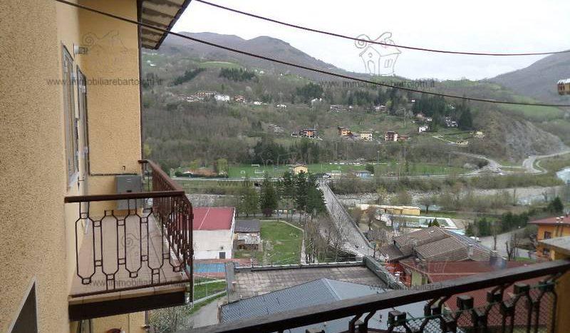 Pievepelago Centro Appartamento Trilocale con Terrazzo