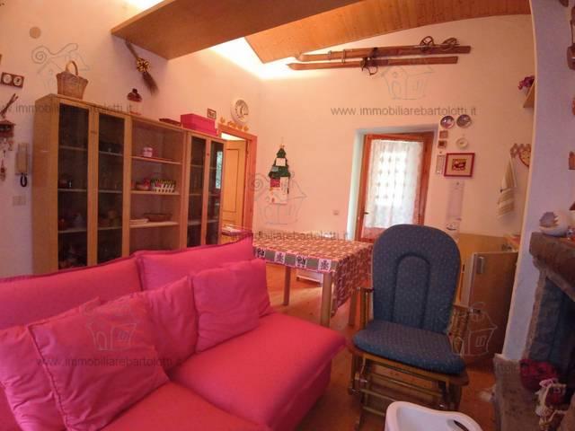 Abetone Le Regine Bilocale con Soppalco e Camino